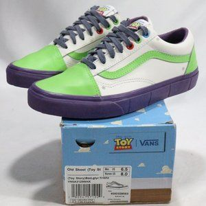 VANS Old Skool Toy Story Buzz Lightyear Sneakers